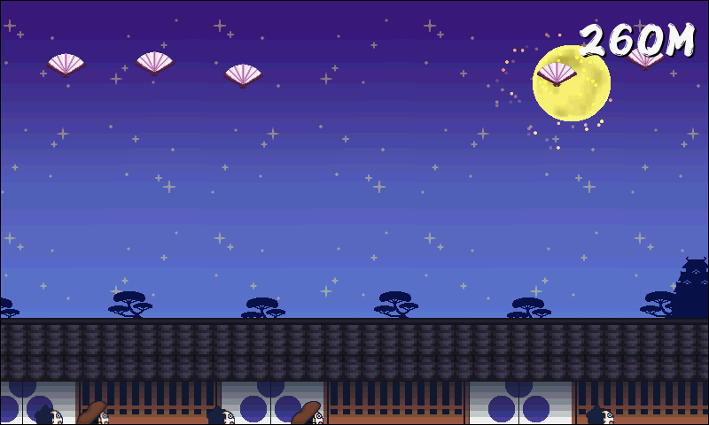 大江戸スイング androidアプリスクリーンショット3