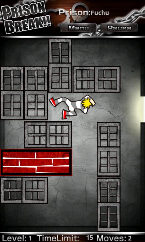 androidアプリ Prison Break攻略スクリーンショット2