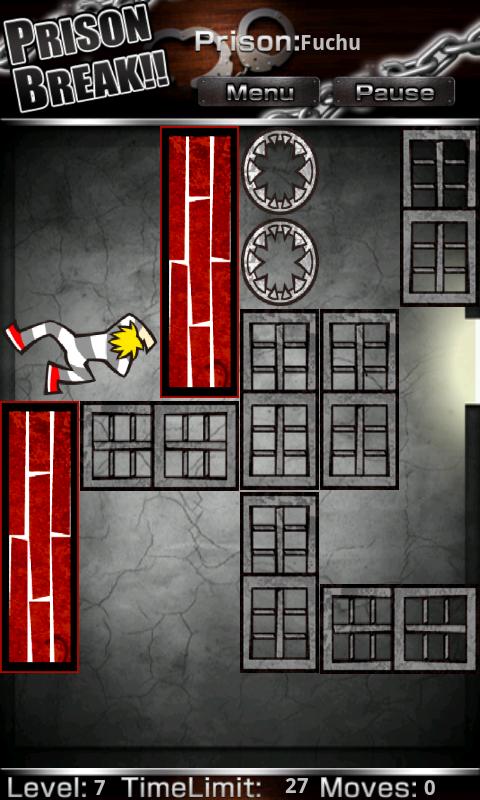 androidアプリ Prison Break攻略スクリーンショット4