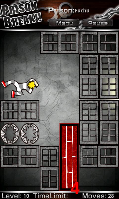Prison Break androidアプリスクリーンショット1