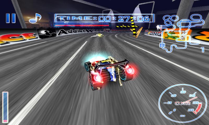 androidアプリ クレイジーレーシング フリー攻略スクリーンショット2