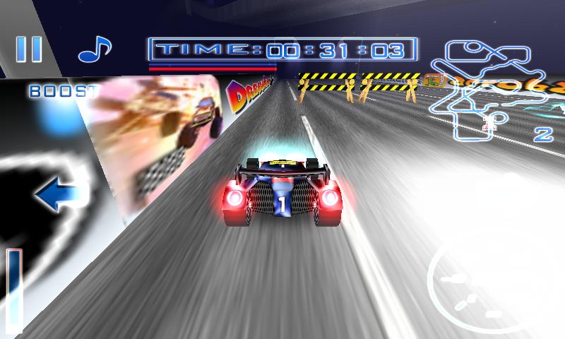 androidアプリ クレイジーレーシング フリー攻略スクリーンショット4