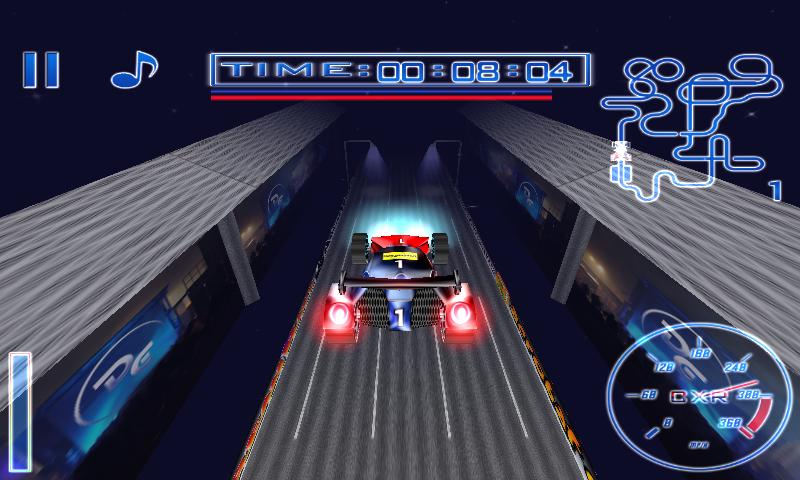 androidアプリ クレイジーレーシング フリー攻略スクリーンショット5