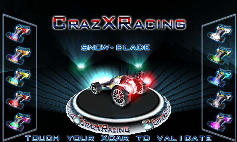 クレイジーレーシング フリー androidアプリスクリーンショット2