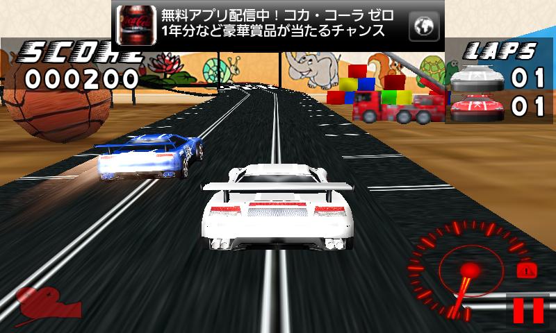 androidアプリ エクストリームスロットレーシング攻略スクリーンショット4
