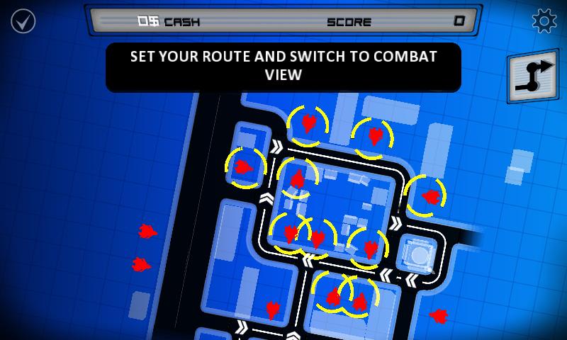 androidアプリ アノマリー ウォーゾーン アースHD攻略スクリーンショット1