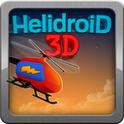 ヘリドロイド 3D:ヘリコプターRC