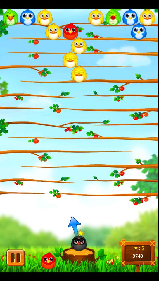 androidアプリ フライバード攻略スクリーンショット3