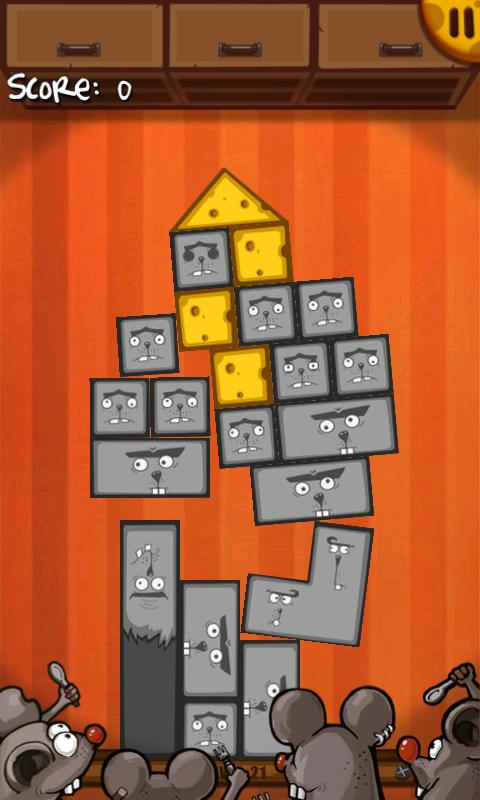 チーズタワー androidアプリスクリーンショット1