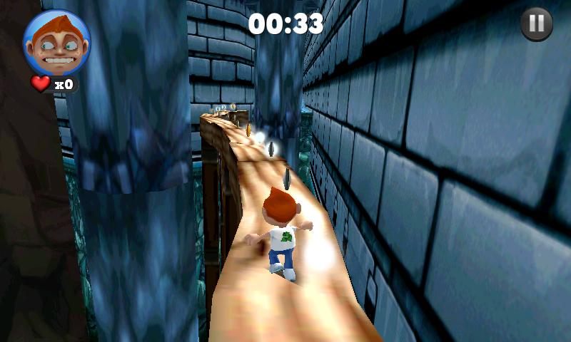 ランニング フレッド androidアプリスクリーンショット1