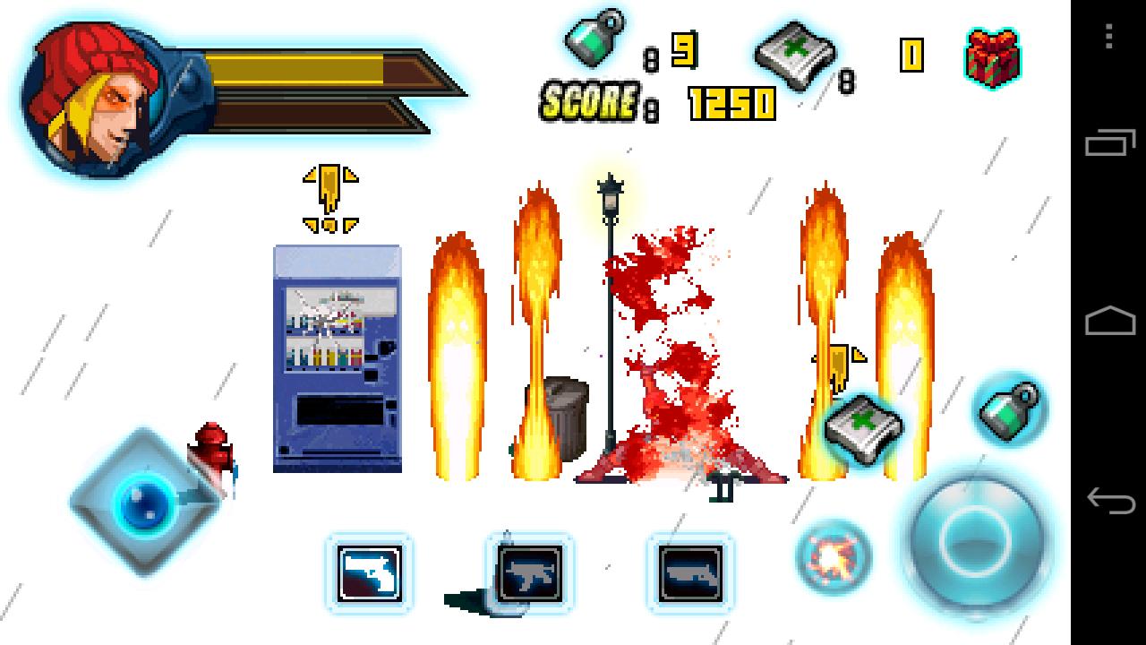 ミッションインポッシブル androidアプリスクリーンショット3