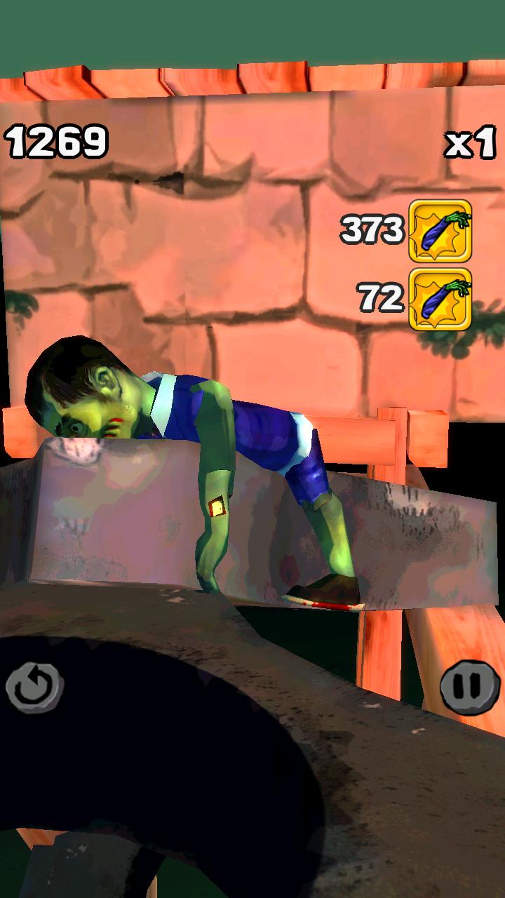 プッシュ ザ ゾンビ androidアプリスクリーンショット2