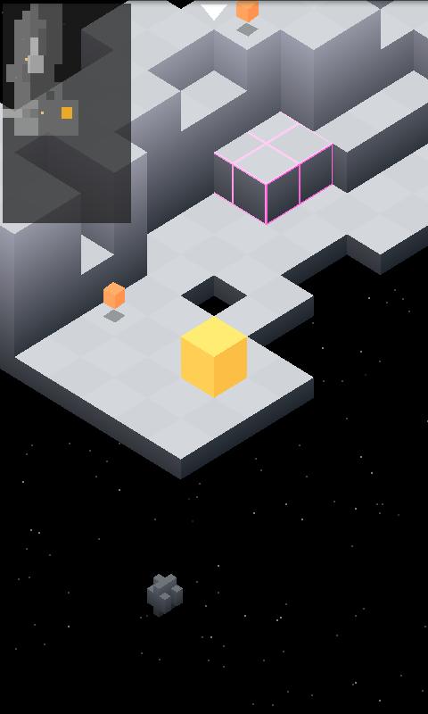 androidアプリ エッジ デモ攻略スクリーンショット1