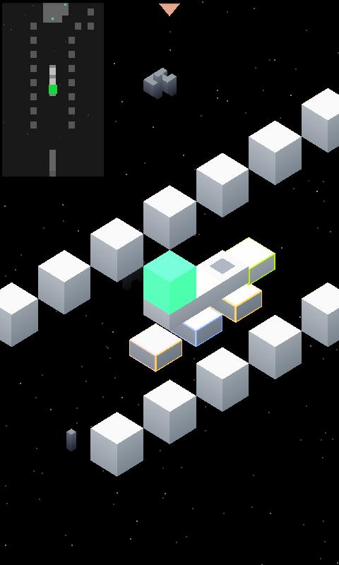 androidアプリ エッジ デモ攻略スクリーンショット3