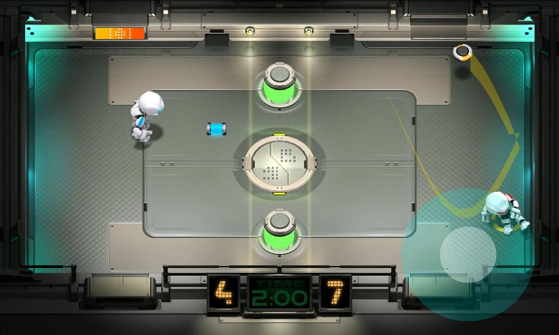 タウミ ディスク チャレンジ androidアプリスクリーンショット1