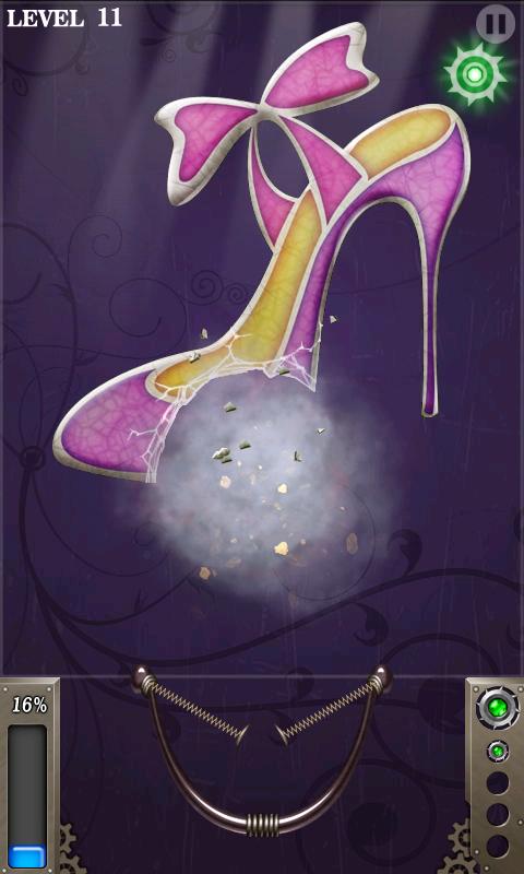セラミックデストロイヤー androidアプリスクリーンショット1