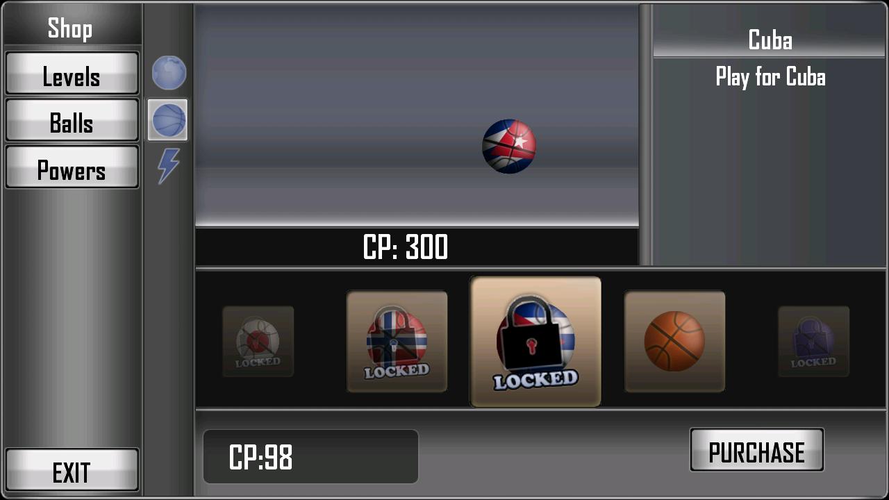 スラムダンク バスケットボール androidアプリスクリーンショット1