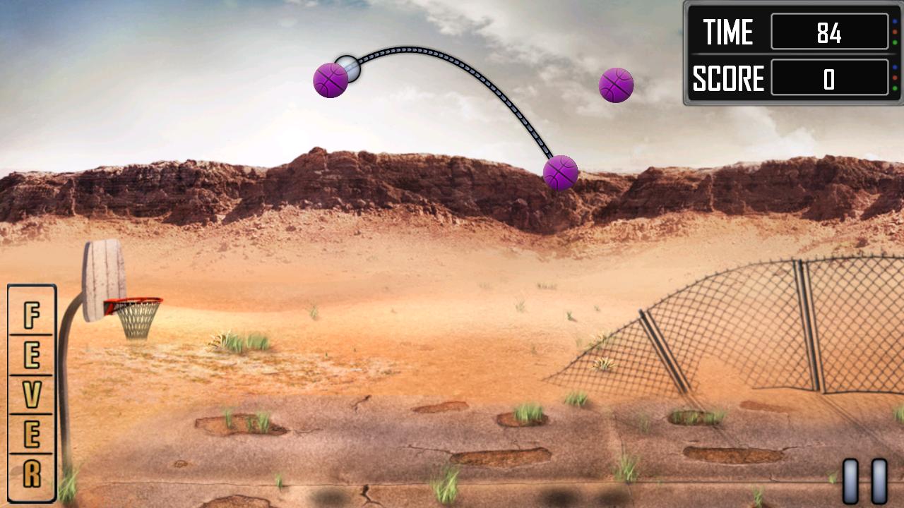 スラムダンク バスケットボール androidアプリスクリーンショット3