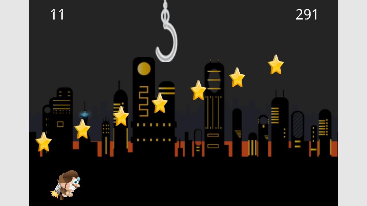 androidアプリ ジェットパック 2012攻略スクリーンショット1