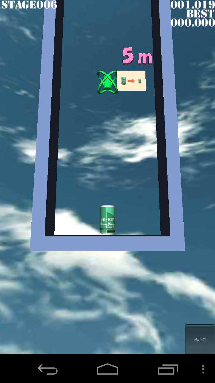 androidアプリ 缶シューティング~ハイスピード「カン」アクション~攻略スクリーンショット4