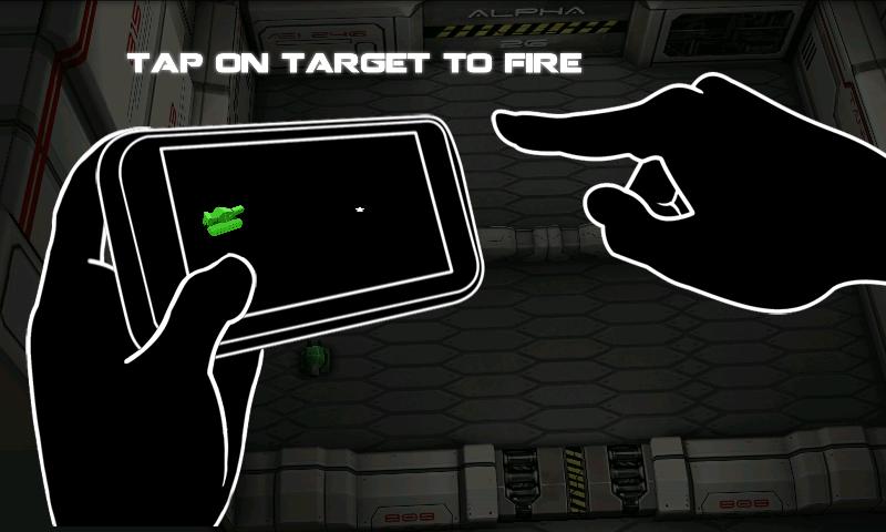 androidアプリ タンクヒーロー: レーザーウォーズ攻略スクリーンショット1
