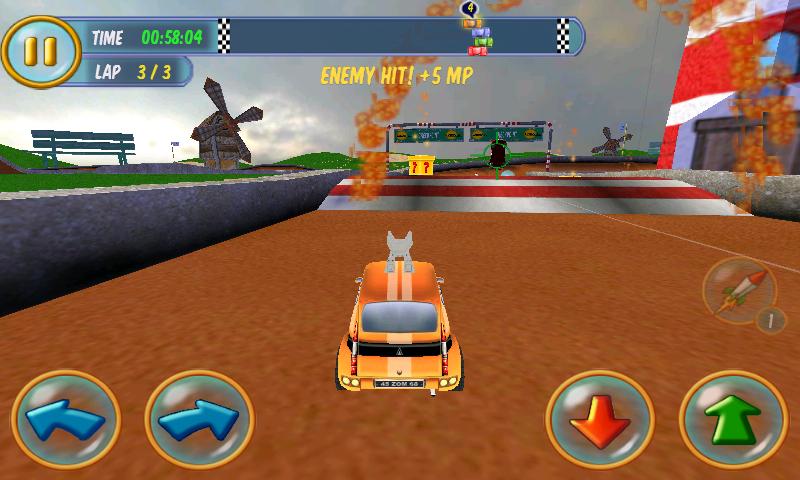 マッド トラックス androidアプリスクリーンショット2