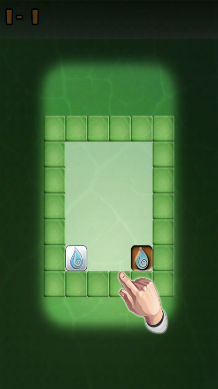 androidアプリ エレメント攻略スクリーンショット1