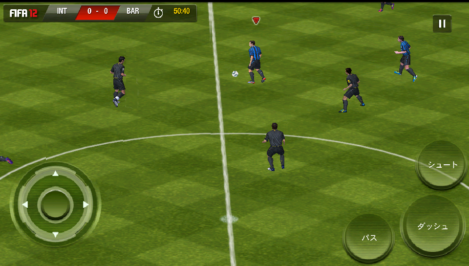 FIFA 12 by EA SPORTS androidアプリスクリーンショット1