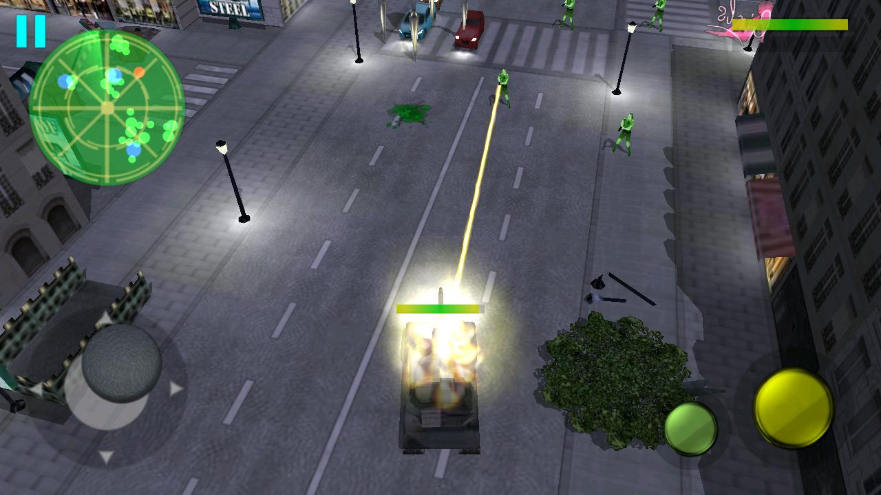 androidアプリ パリを破壊せよ - デモ攻略スクリーンショット3