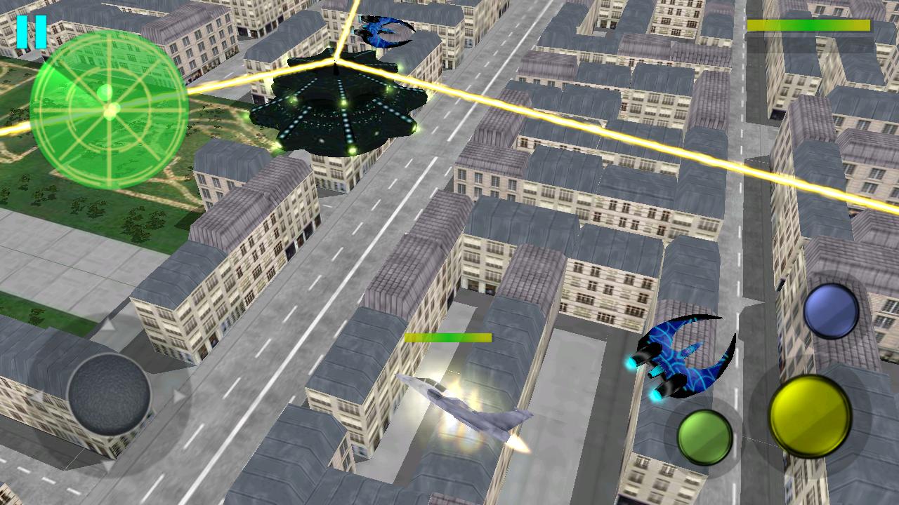 androidアプリ パリを破壊せよ - デモ攻略スクリーンショット4