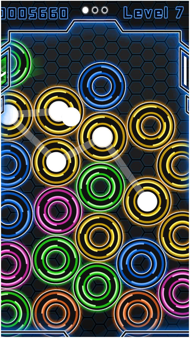 androidアプリ フォトン攻略スクリーンショット5