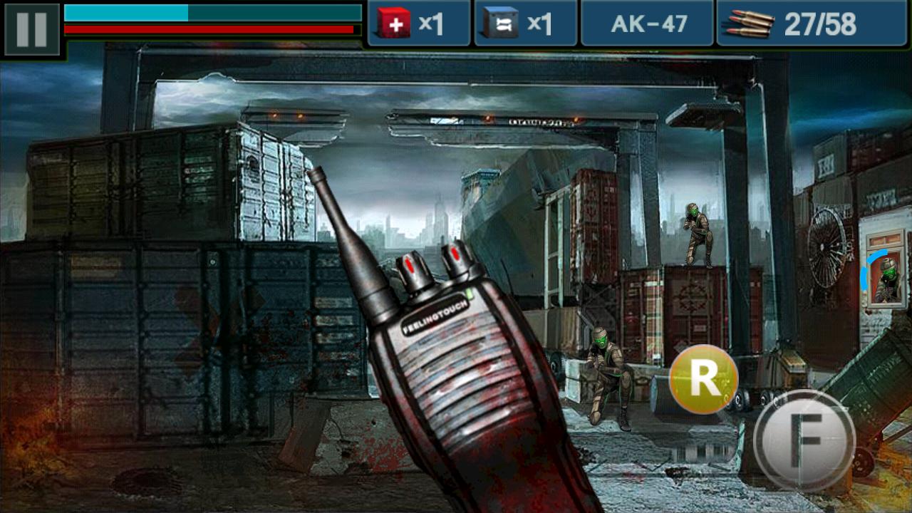 androidアプリ ガン&ブラッド攻略スクリーンショット4