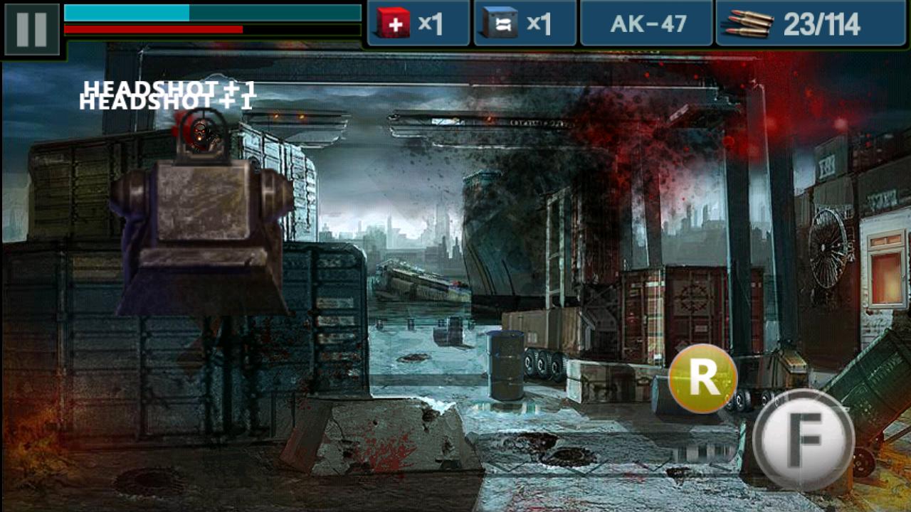 ガン&ブラッド androidアプリスクリーンショット2