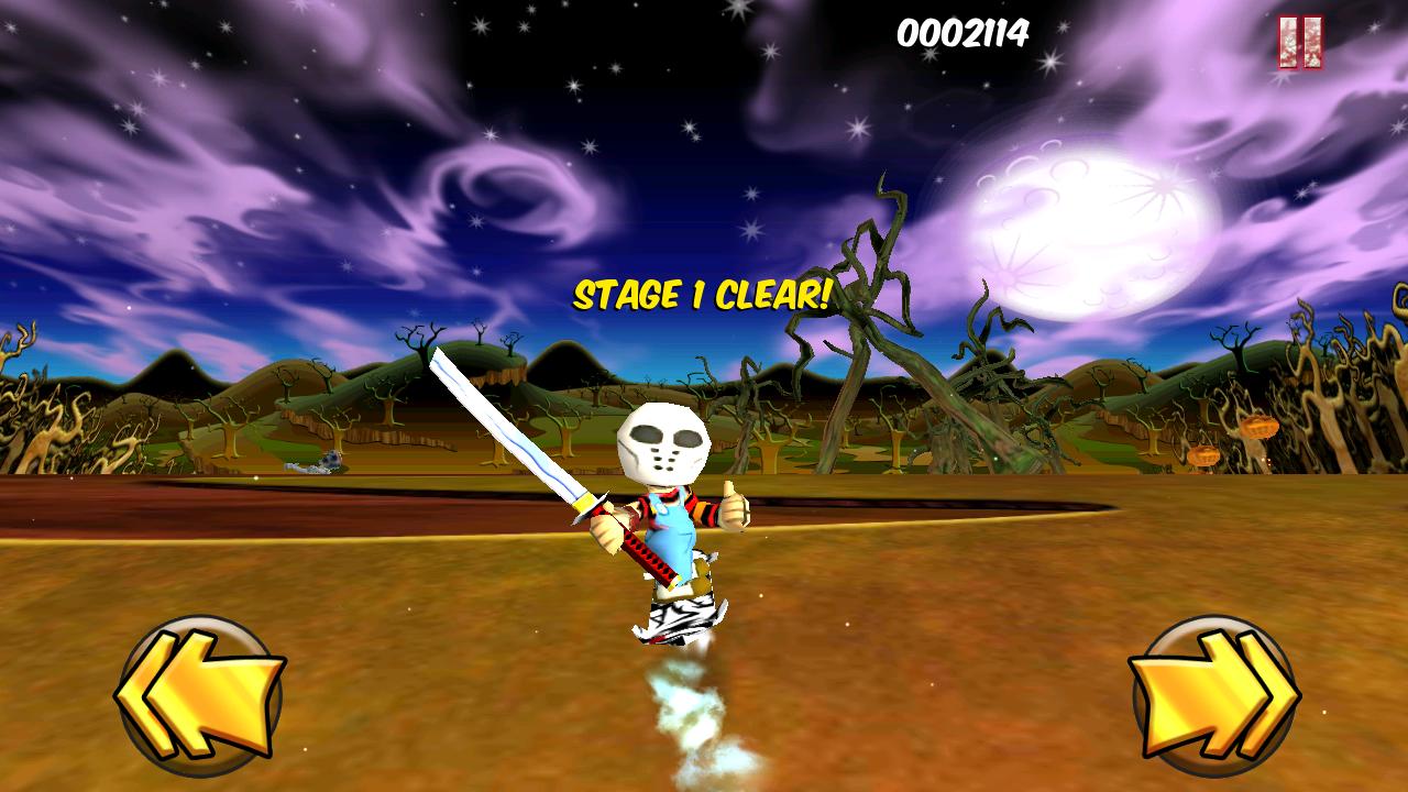 サンプ ザ ゾンビ androidアプリスクリーンショット3