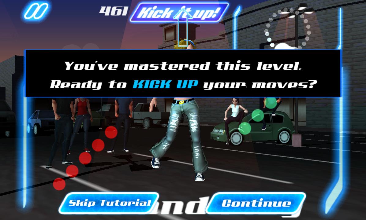 androidアプリ ダンス レジェンド ミュージック ゲーム攻略スクリーンショット4