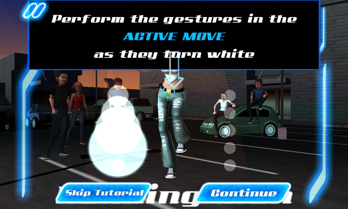 ダンス レジェンド ミュージック ゲーム androidアプリスクリーンショット2