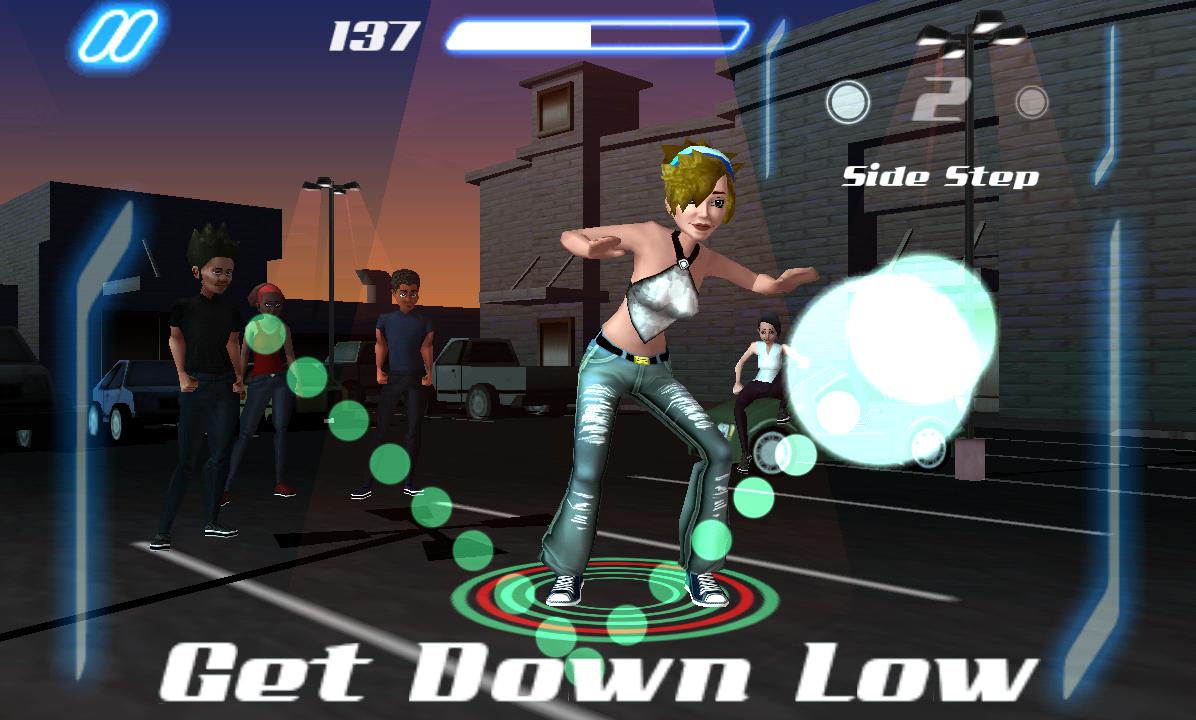 ダンス レジェンド ミュージック ゲーム androidアプリスクリーンショット3