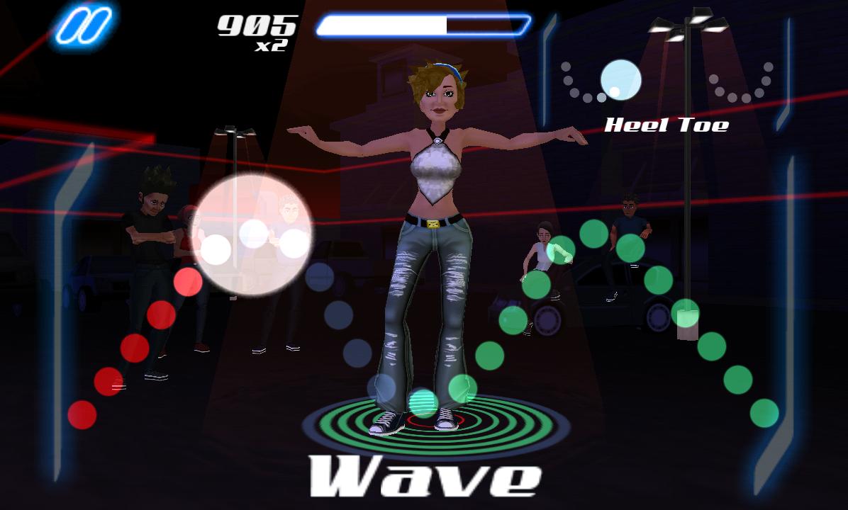 ダンス レジェンド ミュージック ゲーム androidアプリスクリーンショット4