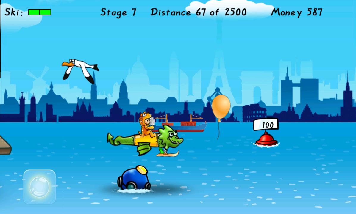 バードマン ラリー androidアプリスクリーンショット4