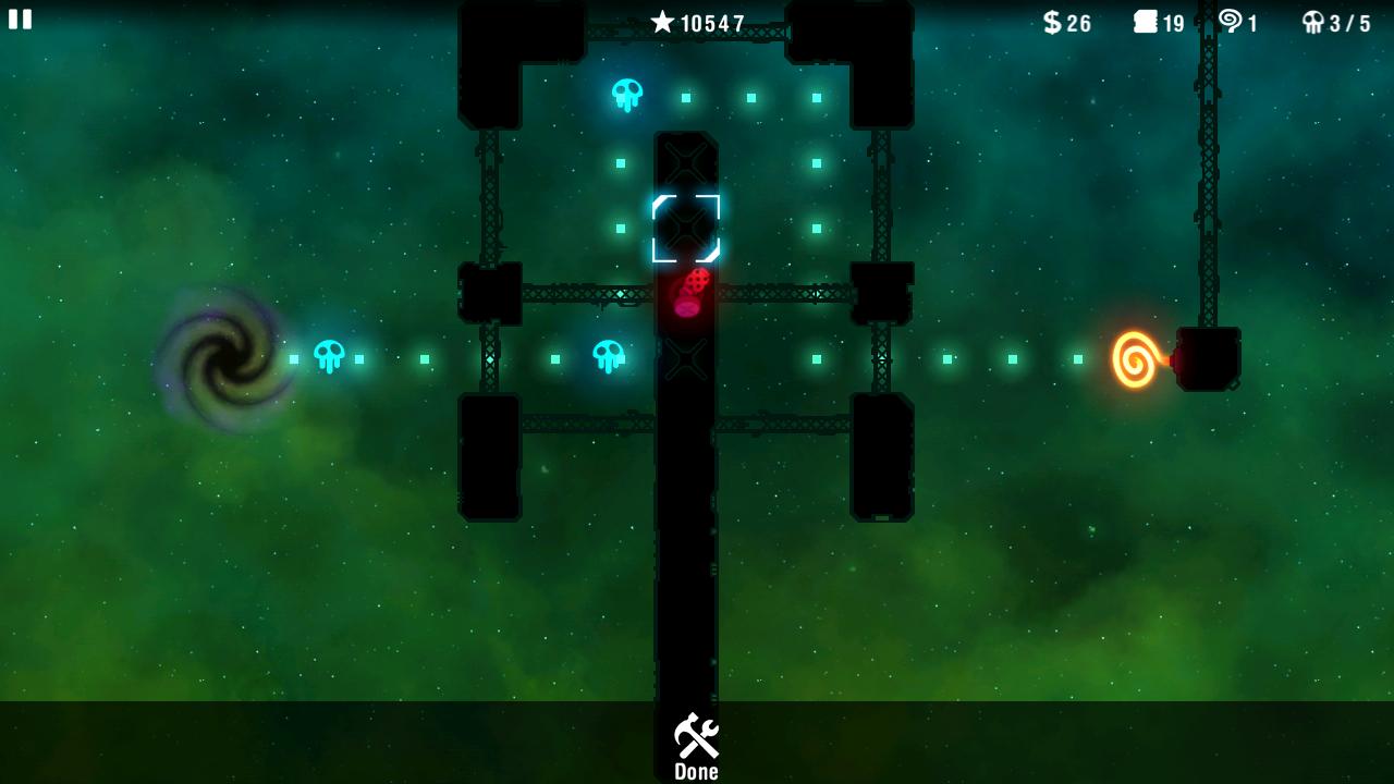 androidアプリ レディアントディフェンス攻略スクリーンショット3