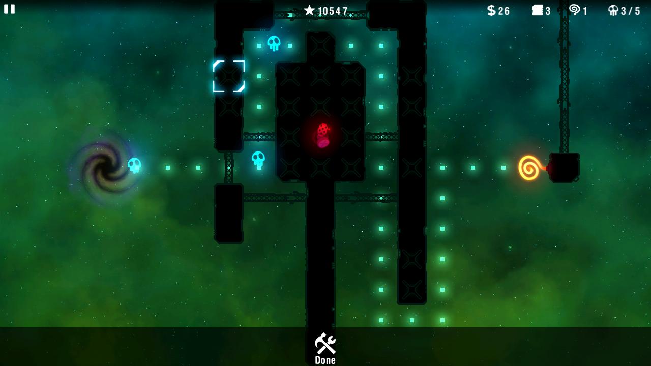 レディアントディフェンス androidアプリスクリーンショット2