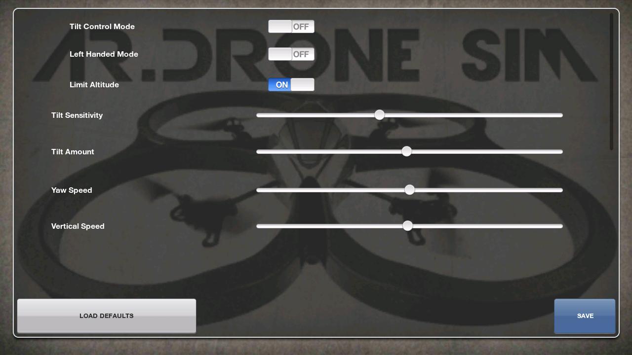androidアプリ ARドローン シム攻略スクリーンショット8