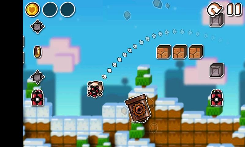 ランダ パンダ androidアプリスクリーンショット3