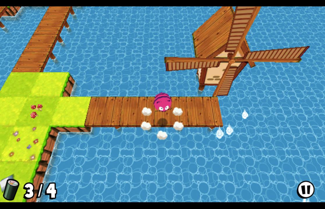 androidアプリ 猫の丸太ジャンプ!攻略スクリーンショット7