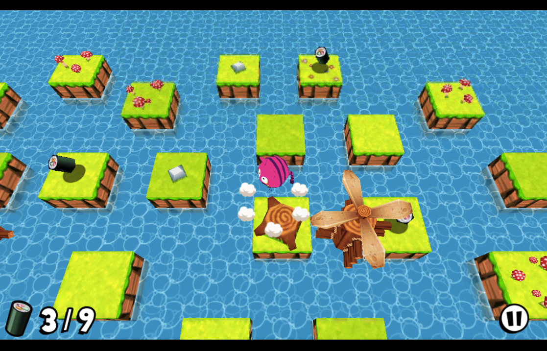 androidアプリ 猫の丸太ジャンプ!攻略スクリーンショット8