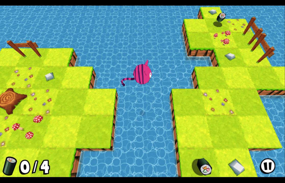 猫の丸太ジャンプ! androidアプリスクリーンショット3