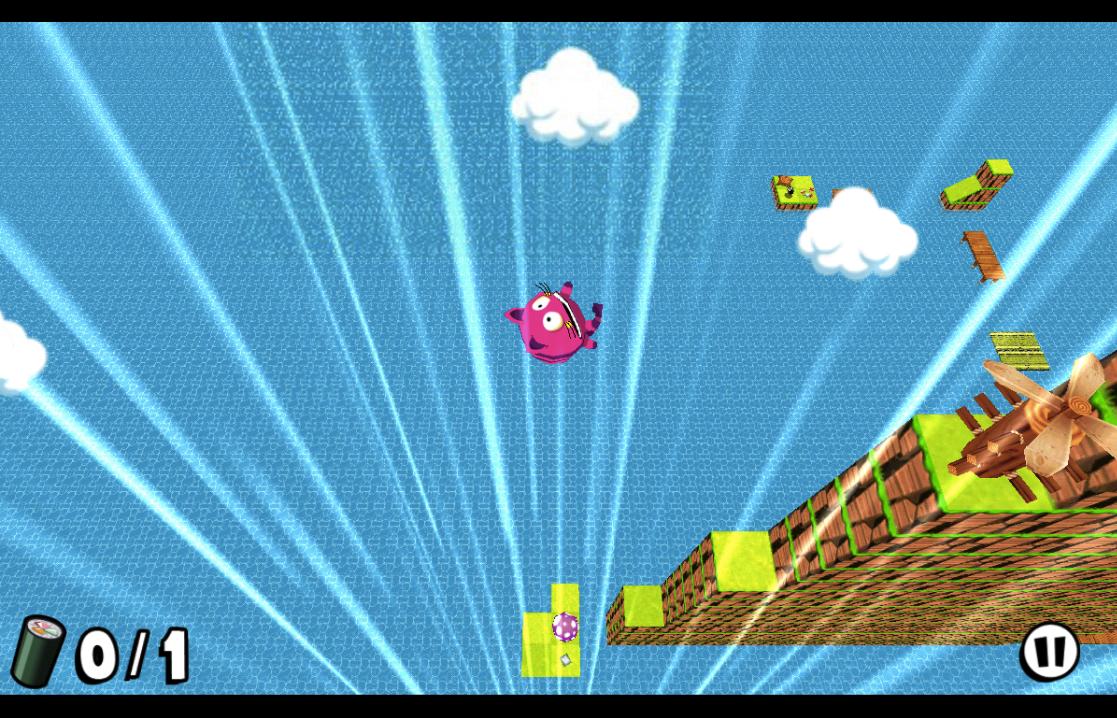 猫の丸太ジャンプ! androidアプリスクリーンショット5