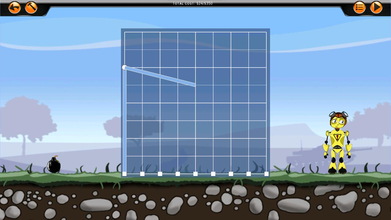 androidアプリ ダミー ディフェンス攻略スクリーンショット1