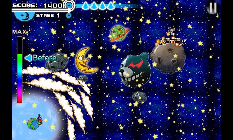 モノクマの逆襲 for ダンガンロンパ androidアプリスクリーンショット1