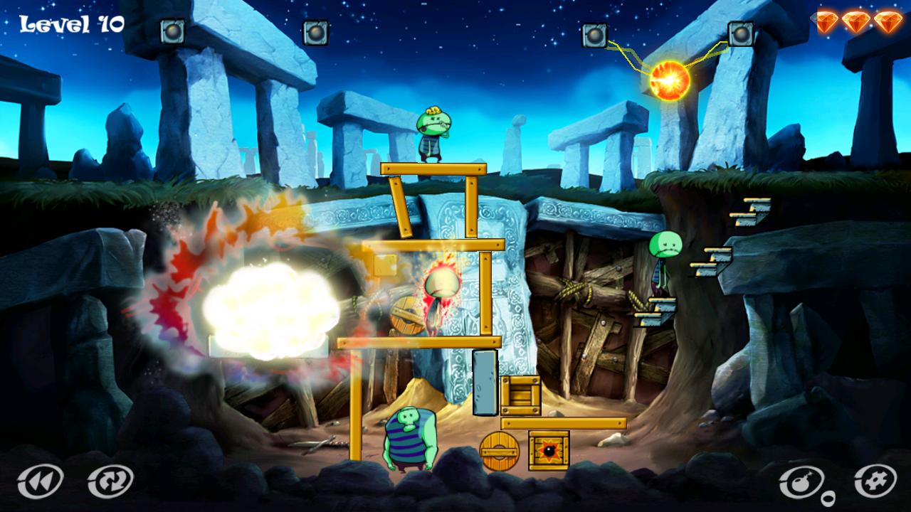 ゾンビのグラニー androidアプリスクリーンショット3
